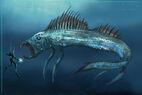 Large Deep Sea Creatures 05B