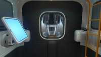 Docking Module Interior
