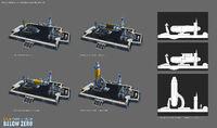 Arctic PayloadRocket Base NewGantry Final01A Sheet