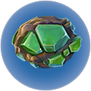 Kristallines Uraninit