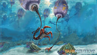 Coral Reef Grabbers Concept Art