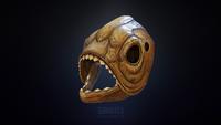 Lost River Fish Skull Sketchfab