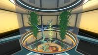 Alien Containment Large Flora