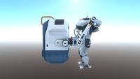 Docking Module Prawn Suit