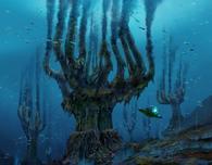 Биом Вулканических деревьев