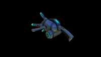 Propulsion Cannon Back In-game