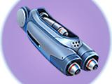 Prawn Suit Torpedo Arm (Subnautica)
