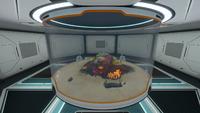 Alien Containment Exterior