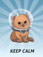 Poster Kitty Full
