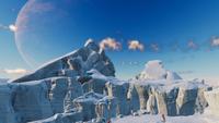 GlacialBasin Icemountains