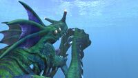 Sea Dragon Leviathan Grab Seamoth