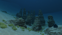 Dunes Rock Spires