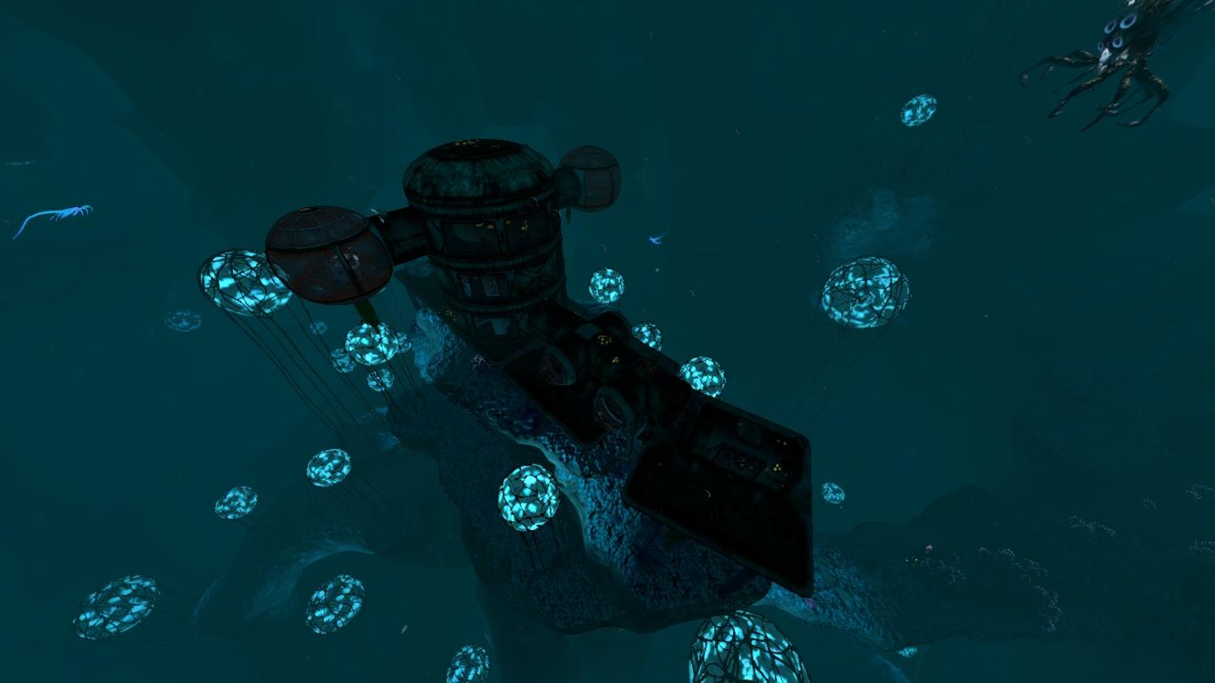 База Дегази Глубокий Большой риф