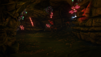 Rocket Island Hot Spring Cave