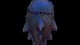 Sand Shark Egg Model