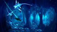 ArcticZone UnderwaterCaves WIP03B
