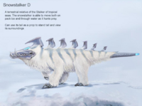 Snow Stalker D