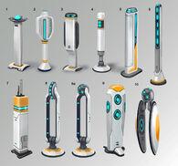 Power Transmitter Concept Art