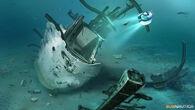 Crashed Starship