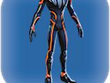 Укреплённый костюм ныряльщика