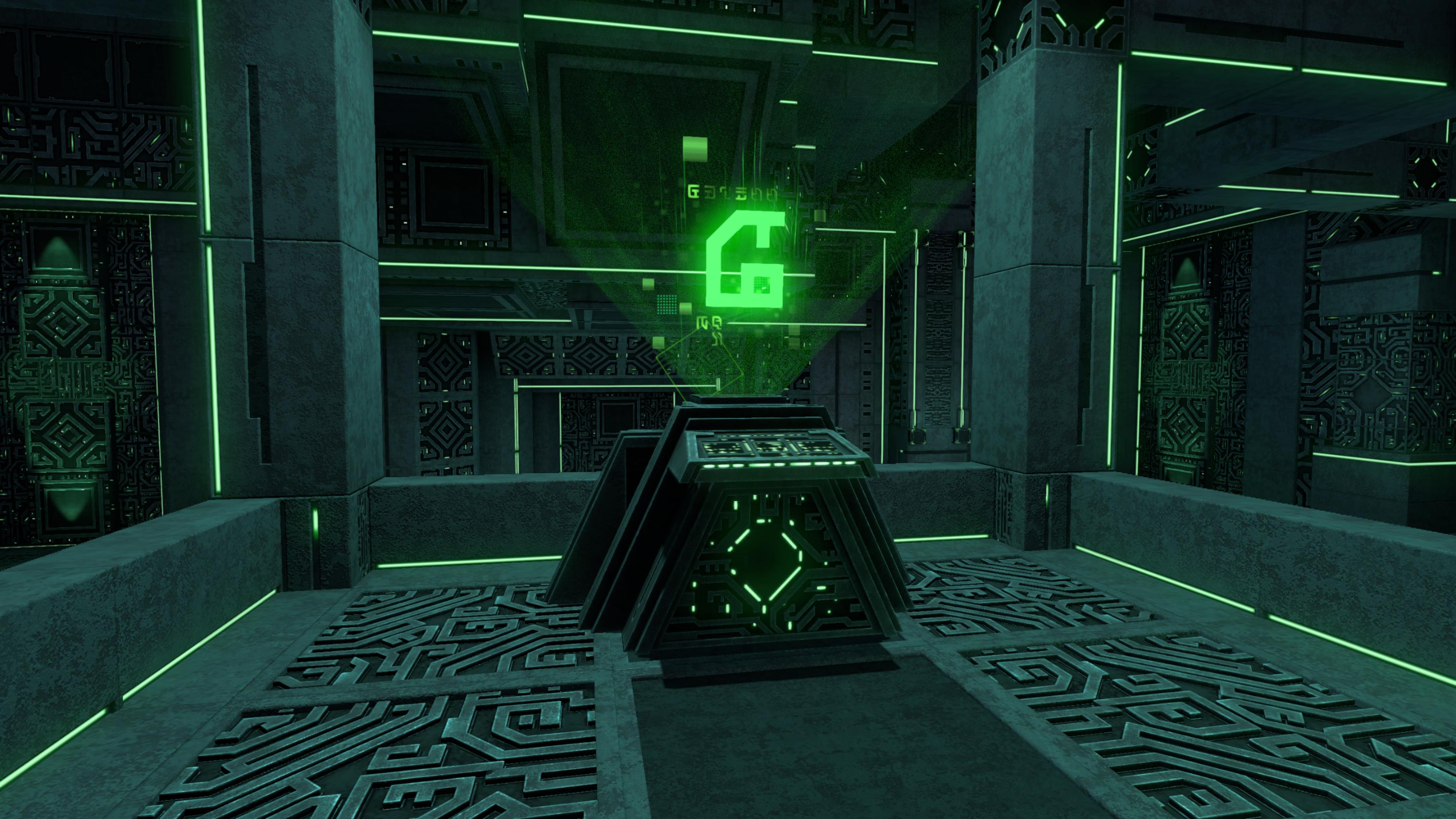 Alien Data Terminal