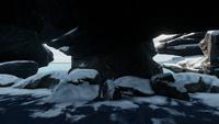 Rocket Island Cliff Cave