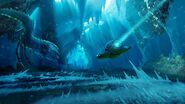 ArcticZone UnderwaterCaves WIP01a preview