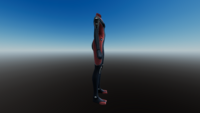 All Environment Suit Side