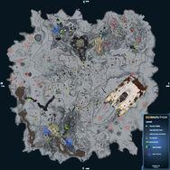 MAP biomes borders