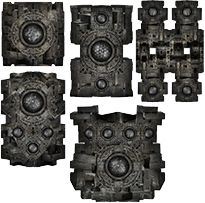 Sprite Sheet for Artifacts