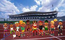 Olympics Background Noon, Edison, Kim, Carmen, Fresh, Sun, Roberto, Jay, Tasha, and Tony.jpg