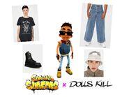 Dolls Kill Tony