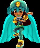 Salma Samba Outfit