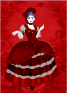 Rococo Costume Coco