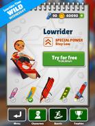 TryoutLowriderTasha