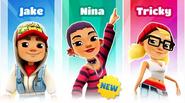 Nina,Jake,&Tricky