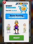 WordyWeekend-SelectingNick