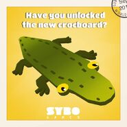 TheCrocboard