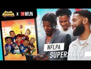 OBJ, Lamar, Kenyan & N'keal play new Subway Surfers Update! - Subway Surfers x NFLPA