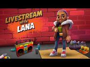 🔴 Who Runs NYC? Lana! I Subway Surfers Gameplay Livestream