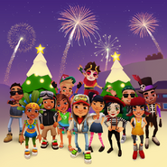 2013 Limited Characters