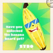 BananaBoard