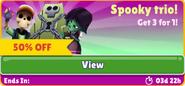 SpookyTrio