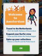 Amsterdam Greeting