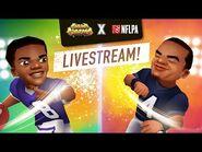 🔴 30 Minute Run w- Lamar Jackson and Dak Prescott ! - Subway Surfers Gameplay - Miami