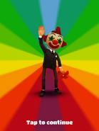 TopRunFrankClownOutfit