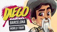 Subway Surfers World Tour 2019 - Diego