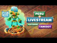 🔴 TANKBOT IS HERE!! - Subway Surfers Livestream - Peru