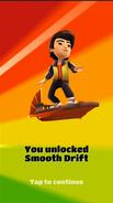 Smooth drift Unlock