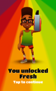 UnlockedFresh